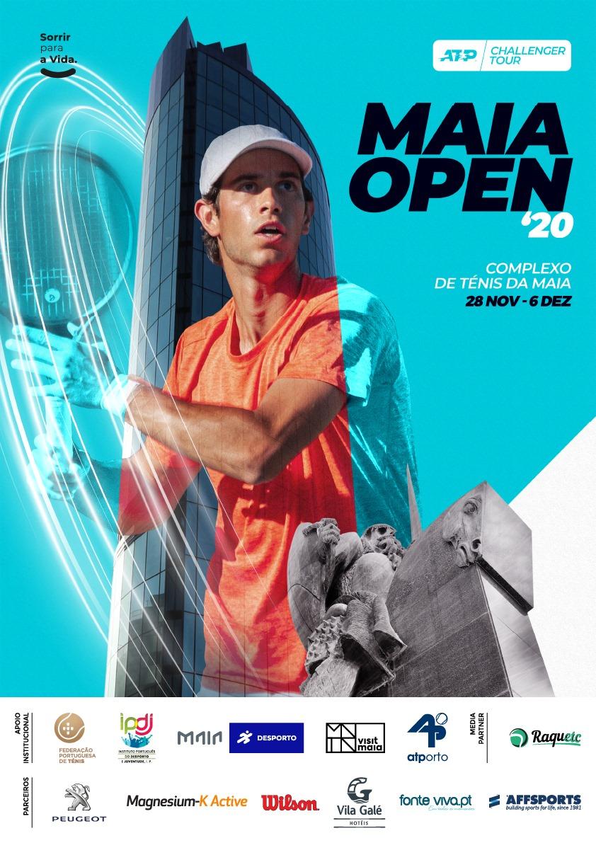 Maia open 2020 tenis