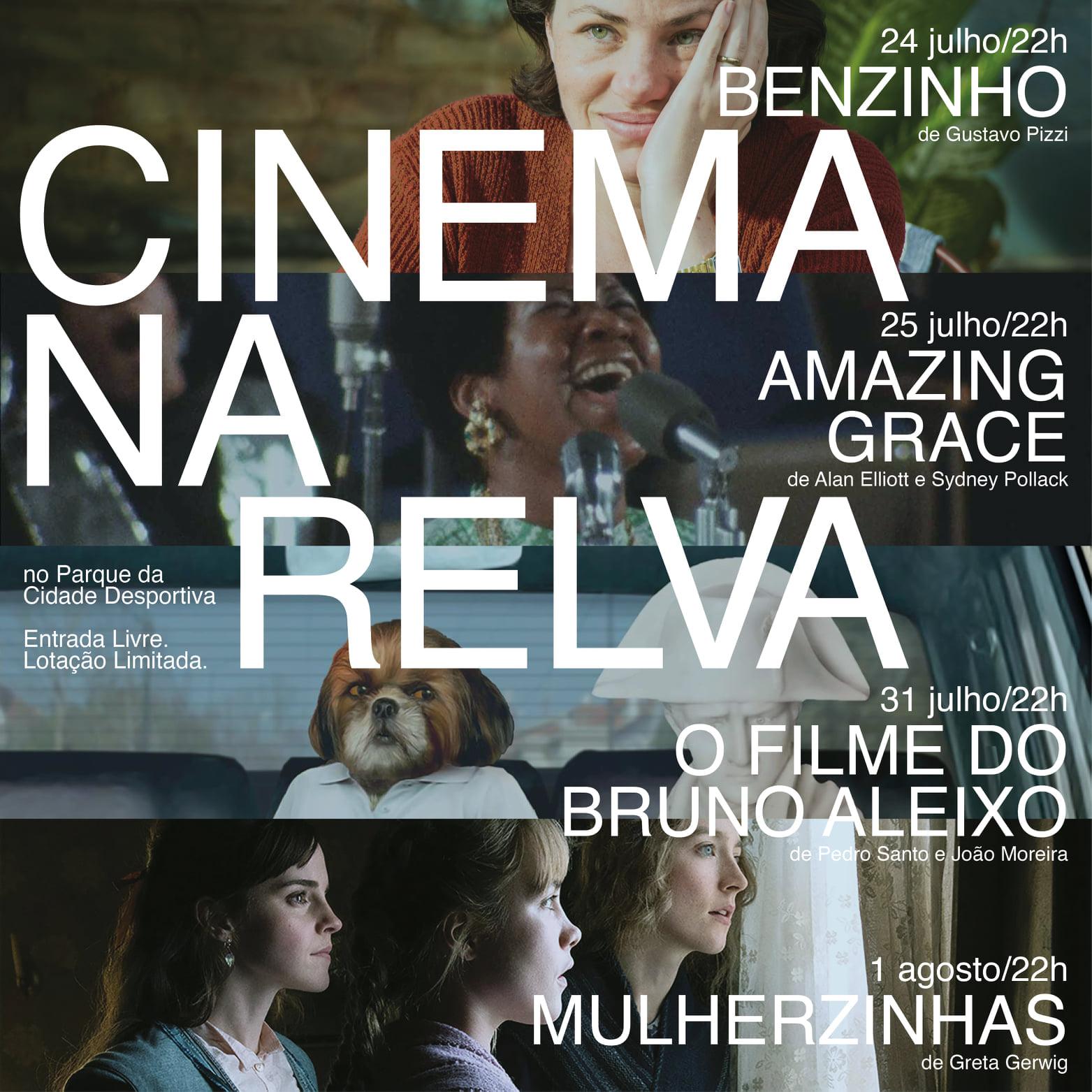 Cinema na Relva