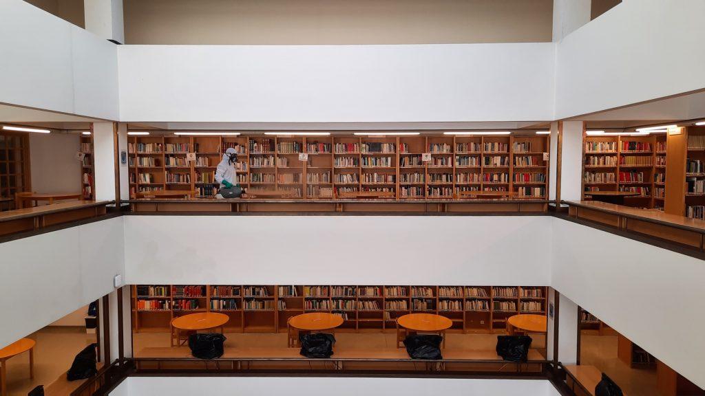 Biblioteca Municipal da Mai
