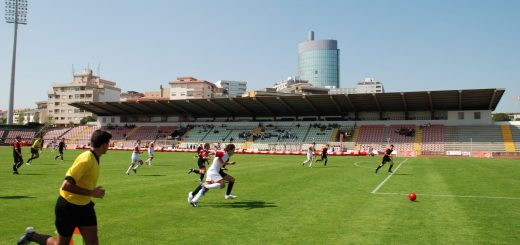 estadio municipal da maia