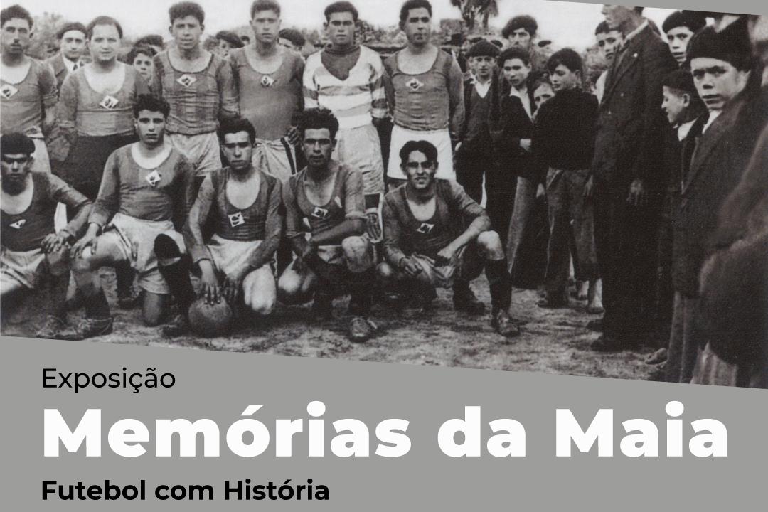 Futebol com história